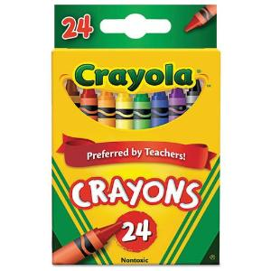 Crayons4, Crayola Tuck Box