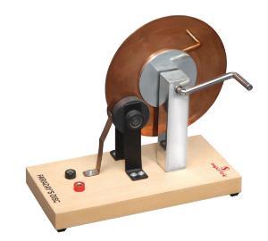 Essential Physics Demo: Faraday's Disk