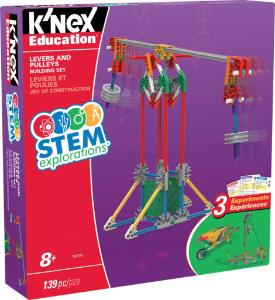 Stem Explorations, Levers and Pulleys Building Set