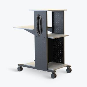 Metal AV Cart