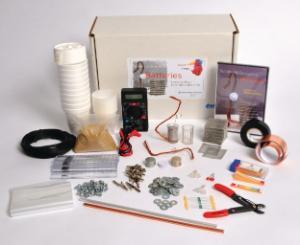 Building and Designing Batteries STEM Kit