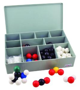 Molecular Model Set, 85 Atoms