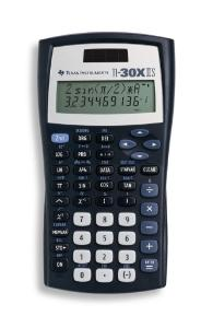 TI-30XIIS Scientific Calculator