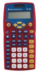 TI-10 Calculator
