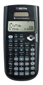 TI-36X Solar Calculator