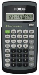 TI-30 Xa Scientific Calculator