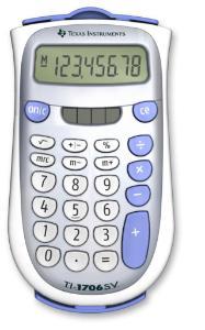 TI-1706SV Calculator
