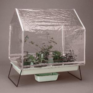The Folding Greenhouse