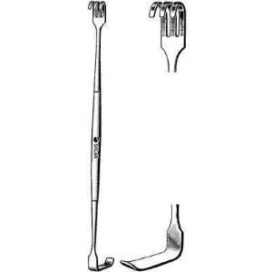 Senn Retractor, OR Grade, Sklar