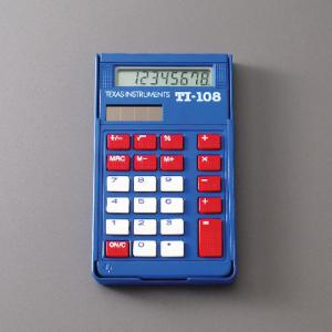 TI-108 Calculator