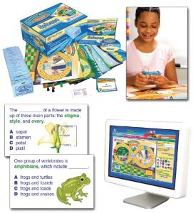 Curriculum Mastery® Game — Science Grade 6