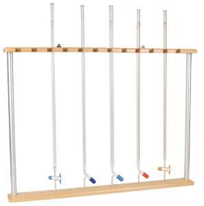 Buret Rack