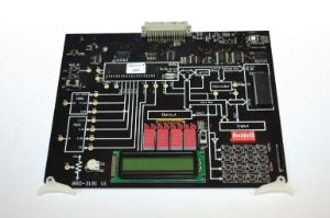 Introduction to Microprocessors and Microcontrollers Board