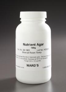 Ward's® Nutrient Agar Dehydrated Media, Powdered, IPM Scientific