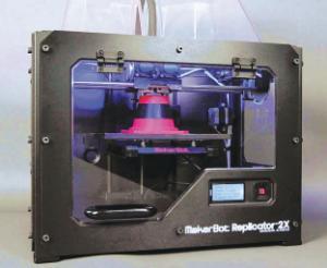MakerBot Replicator™ 2X Dual Extruder 3D Printer