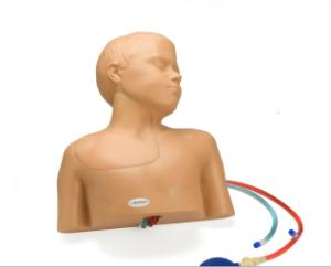 Cae blue phantom pediatric regional anesthesia & central line ultrasound training model