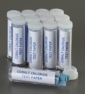 Cobalt Chloride Test Paper