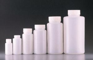 HDPE Wide Mouth Bottles with Screw Cap