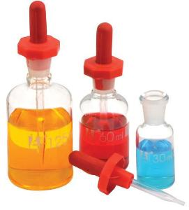 Bottle Dropping Clear Glass 30 ml