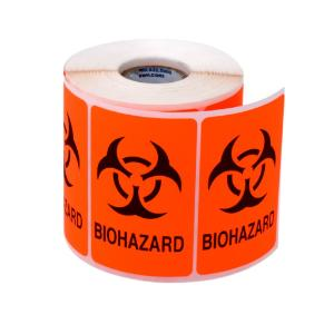 Bioharzard label