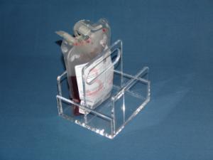 Blood Bag Organizer, Mitchell Plastics™