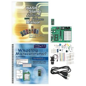 BASIC Stamp Discovery Kit, USB