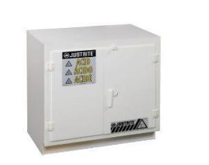 Polyethylene White Acid Cabinets