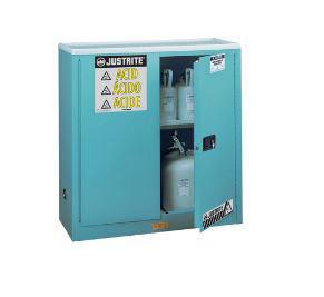 Justrite® Sure-Grip® EX Acid/Corrosives Steel Safety Cabinet
