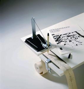 Seismograph Model