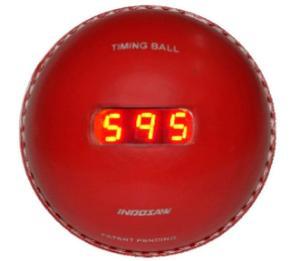 Advanced Timing Ball with Electronic Sensor