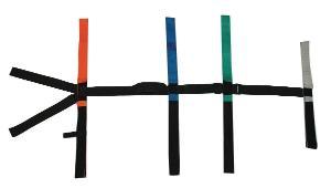 Fieldtex® Backboard Strap System