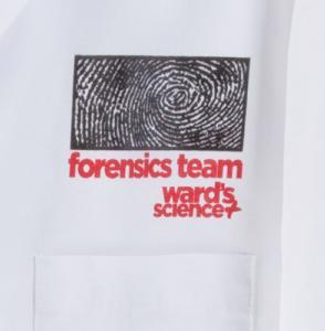 Ward's® Forensic Team Lab Coat