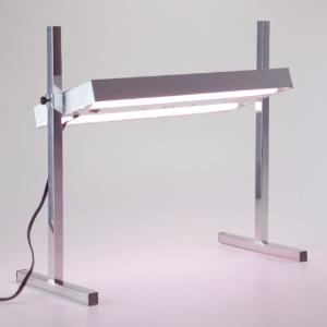 Fluorescent Plant Light And Stand