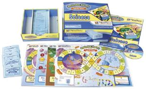 Curriculum Mastery® Game — Science Grade 7