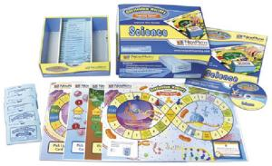 Curriculum Mastery® Game — Science Grade 8