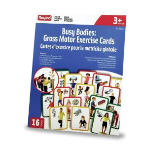 Busy Bodies: Exercise Cards