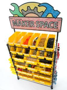 TeacherGeek Maker Cart