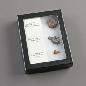 Meteorite Starter Set Display Mount