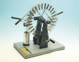 Economy Wimshurst Machine