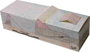 Texas Geoblox Landform and TEKS Models