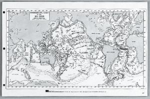 Physiographic Chart of the Sea Floor