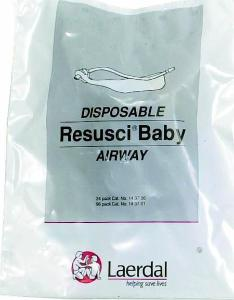 Replacement  Airways For Resuci Baby Pk24
