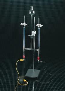 Mini Hoffman Electrolysis Apparatus