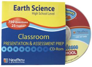 Earth Science Interactive Whiteboard Software, High School