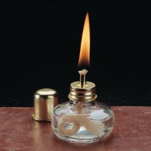 Flint Glass Burners