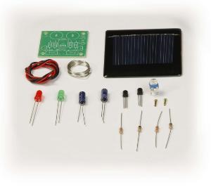Solar Blinking Light Kit