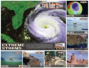 Earth Under Stress Poster Set