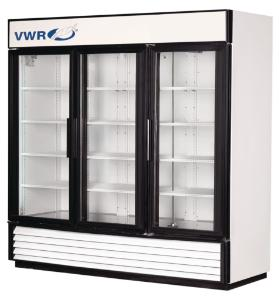 VWR® Refrigerators with Glass Doors and Natural Refrigerant, Basic
