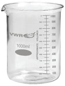 VWR® Standard-Grade Beakers