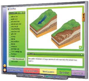 NewPath EARTH'S SURFACE Interactive Whiteboard Digital Download